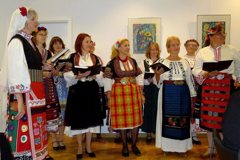 Bulgarian Culture Day